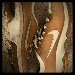 Nike women's golf shoes - Size 10